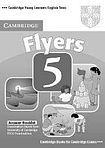 Cambridge University Press Cambridge Young Learners English Tests Flyers 5 Answer Booklet cena od 64 Kč