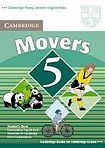Cambridge University Press Cambridge Young Learners English Tests Movers 5 Student´s Book cena od 300 Kč