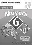 Cambridge University Press Cambridge Young Learners English Tests Movers 6 Answer Booklet cena od 64 Kč