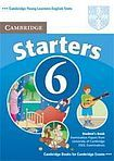 Cambridge University Press Cambridge Young Learners English Tests Starters 6 Student´s Book cena od 196 Kč