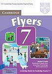 Cambridge University Press Cambridge Young Learners English Tests, 2nd Ed. Flyers 7 Answer Booklet cena od 64 Kč