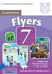 Cambridge University Press Cambridge Young Learners English Tests, 2nd Ed. Flyers 7 Student´s Book cena od 300 Kč