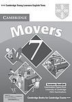 Cambridge University Press Cambridge Young Learners English Tests, 2nd Ed. Movers 7 Answer Booklet cena od 64 Kč