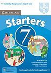 Cambridge University Press Cambridge Young Learners English Tests, 2nd Ed. Starters 7 Student´s Book cena od 196 Kč