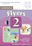 Cambridge University Press Cambridge Young Learners English Tests. 2nd Ed. Flyers 2 Student´s Book cena od 300 Kč