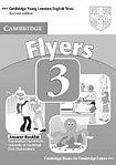 Cambridge University Press Cambridge Young Learners English Tests. 2nd Ed. Flyers 3 Answer Booklet cena od 64 Kč