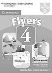 Cambridge University Press Cambridge Young Learners English Tests. 2nd Ed. Flyers 4 Answer Booklet cena od 64 Kč