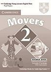 Cambridge University Press Cambridge Young Learners English Tests. 2nd Ed. Movers 2 Answer Booklet cena od 64 Kč