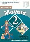 XXL obrazek Cambridge University Press Cambridge Young Learners English Tests. 2nd Ed. Movers 2 Student´s Book