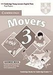 Cambridge University Press Cambridge Young Learners English Tests. 2nd Ed. Movers 3 Answer Booklet cena od 64 Kč