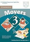 Cambridge University Press Cambridge Young Learners English Tests. 2nd Ed. Movers 3 Student´s Book cena od 300 Kč