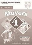 Cambridge University Press Cambridge Young Learners English Tests. 2nd Ed. Movers 4 Answer Booklet cena od 64 Kč