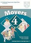 Cambridge University Press Cambridge Young Learners English Tests. 2nd Ed. Movers 4 Student´s Book cena od 300 Kč