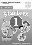 Cambridge University Press Cambridge Young Learners English Tests. 2nd Ed. Starters 1 Answer Booklet cena od 64 Kč