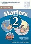 Cambridge University Press Cambridge Young Learners English Tests. 2nd Ed. Starters 2 Student´s Book cena od 196 Kč