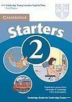 Cambridge University Press Cambridge Young Learners English Tests. 2nd Ed. Starters 2 Student´s Book cena od 196 Kč