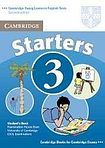 Cambridge University Press Cambridge Young Learners English Tests. 2nd Ed. Starters 3 Student´s Book cena od 196 Kč