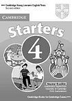 Cambridge University Press Cambridge Young Learners English Tests. 2nd Ed. Starters 4 Answer Booklet cena od 64 Kč