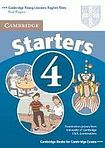 Cambridge University Press Cambridge Young Learners English Tests. 2nd Ed. Starters 4 Student´s Book cena od 196 Kč