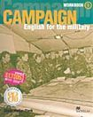 Macmillan Campaign Level 3 Workbook and A-CD cena od 336 Kč