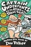 Captain Underpants and the Attack of the Talking Toilets cena od 149 Kč