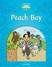 Oxford University Press CLASSIC TALES Second Edition Beginner 1 Peach Boy Activity Book cena od 48 Kč