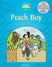 Oxford University Press CLASSIC TALES Second Edition Beginner 1 Peach Boy with e-Book a Audio on CD-ROM/Audio CD cena od 128 Kč