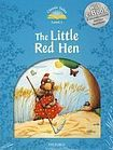 Oxford University Press CLASSIC TALES Second Edition Beginner 1 THE LITTLE RED HEN with e-Book a Audio on CD-ROM/Audio CD cena od 133 Kč