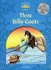 Oxford University Press CLASSIC TALES Second Edition Beginner 1 The Three Billy Goats Gruffwith e-Book a Audio on CD-ROM/Audio CD cena od 133 Kč