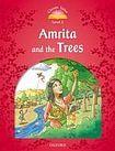 Oxford University Press Classic Tales Second Edition Level 2 Amrita and the Trees cena od 88 Kč