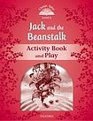 Oxford University Press Classic Tales Second Edition Level 2 Jack and the Beanstalk Activity Book cena od 50 Kč