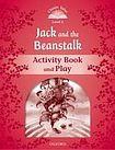 Oxford University Press Classic Tales Second Edition Level 2 Jack and the Beanstalk Activity Book cena od 48 Kč