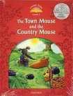 Oxford University Press Classic Tales Second Edition Level 2 The Town Mouse and the Country Mouse with e-Book a Audio on CD-ROM/Audio CD cena od 133 Kč