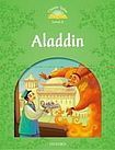 Oxford University Press Classic Tales Second Edition Level 3 Aladdin with e-Book a Audio on CD-ROM/Audio CD cena od 128 Kč