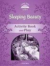 Oxford University Press Classic Tales Second Edition Level 4 Sleeping Beauty Activity Book cena od 50 Kč