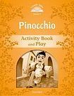 Oxford University Press Classic Tales Second Edition Level 5 Pinocchio Activity Book cena od 48 Kč