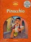 Oxford University Press Classic Tales Second Edition Level 5 Pinocchio with e-Book a Audio on CD-ROM/Audio CD cena od 133 Kč