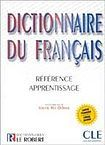 CLE International CLE DICTIONNAIRE DU FRANCAIS - REFERENCE APPRENTISSAGE cena od 768 Kč