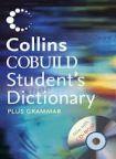 COLLINS COBUILD STUDENT´S DICTIONARY PLUS GRAMMAR 3E + CD-ROM cena od 369 Kč