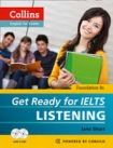 Collins Get Ready for IELTS Listening with Audio CDs (2) cena od 0 Kč