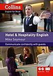 Collins Hotel a Hospitality English with Audio CD cena od 288 Kč
