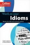 Collins Work On Your Idioms cena od 403 Kč