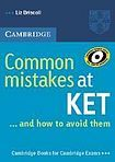 Liz Driscoll: Common Mistakes at KET cena od 204 Kč