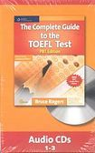 Heinle COMPLETE GUIDE TO THE TOEFL TEST PBT EDITION AUDIO CD cena od 678 Kč