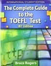 Heinle COMPLETE GUIDE TO TOEFL IBT 4E Student´s Book with CD-ROM a Audio CDs (13) cena od 1106 Kč