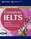 Cambridge University Press Complete IELTS B2 Student´s Book with Answers a CD-ROM cena od 652 Kč