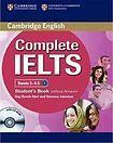 Cambridge University Press Complete IELTS B2 Student´s Book without Answers with CD-ROM cena od 624 Kč