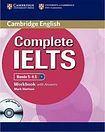Cambridge University Press Complete IELTS B2 Workbook with answers a Audio CD cena od 340 Kč