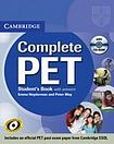 Cambridge University Press Complete PET Student´s Book Pack (Student´s Book with Answers, CD-ROM a Audio CDs (2)) cena od 968 Kč