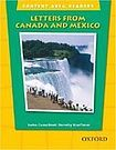 Oxford University Press Content Area Readers Letters from Canada and Mexico cena od 88 Kč